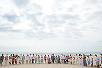 Octavia and Matthew´s wedding. The Barn. Bridgehampton, New York 2012