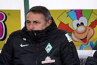 Fussball 1. Bundesliga :  Saison   2012/2013   9. Spieltag  27.10.2012 SpVgg Greuther Fuerth - SV Werder Bremen Manager Klaus Allofs (SV Werder Bremen)