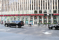 NEW YORK, NY - JULY 6: FOX News Headquarters following the removal of Gretchen Carlson's poster at FOX News Headquarters and the rearranging existing posters following the announcement of Gretchen Carlson's lawsuit against FOX News CEO Roger Ailes for sexual harassment  in New York, New York on July 6, 2016.  Photo Credit: Rainmaker Photo/MediaPunch