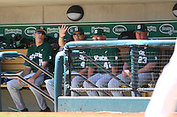 2009 Big Ten Baseball Tournament MSU 1st