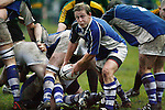 Rugby action from Bury St Edmunds vs Diss