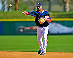 3 March 2009: Washington Nationals' infielder Jose Castillo in action against Italy during a Spring Training exhibition game at Space Coast Stadium in Viera, Florida. The Nationals defeated Italy 9-6. Mandatory Photo Credit: Ed Wolfstein Photo