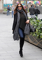 NOV 19 Lisa Snowdon at Capital Radio