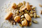 Peanuts, sunflower seed & sesame