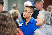 Alumni Executive Committee Reception. Patrick Ng, class of 2014.