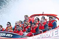 Kate, Duchess of Cambridge & Prince William enjoy a Shotover ride - New Zealand