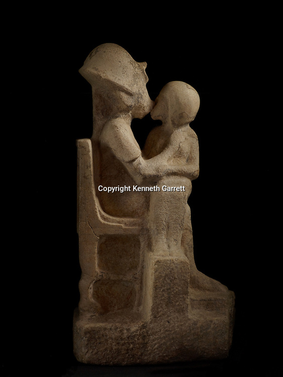 mm7864; 18th Dynasty; New Kingdom; Egypt; The Egyptian Museum; Cairo; Akhenaten; statue, unfinished