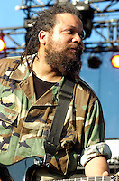 .Toronto (ON) CANADA , July 29, 2007 -<br /> <br /> Reggae legend Bad Brains perform an outdoor concert at the Rohers Picnic.<br /> <br /> Photo by Dominic Chan - IMages Distribution