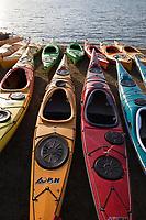 Northwest Paddling Festival, Issaquah Stock Photos