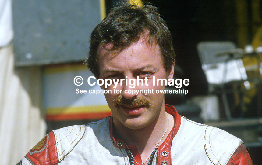 Stephen Cull, Bangor, N Ireland, UK, racing motorcylist, 19840099SC1..Copyright Image from Victor Patterson, 54 Dorchester Park, Belfast, UK, BT9 6RJ..Tel: +44 28 9066 1296.Mob: +44 7802 353836.Voicemail +44 20 8816 7153.Skype: victorpattersonbelfast.Email: victorpatterson@me.com.Email: victorpatterson@ireland.com (back-up)..IMPORTANT: If you wish to use this image or any other of my images please go to www.victorpatterson.com and click on the Terms & Conditions. Then contact me by email or phone with the reference number(s) of the image(s) concerned.