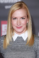 HOLLYWOOD, LOS ANGELES, CA, USA - NOVEMBER 04: Angela Kinsey arrives at the Los Angeles Premiere Of Disney's 'Big Hero 6' held at the El Capitan Theatre on November 4, 2014 in Hollywood, Los Angeles, California, United States. (Photo by David Acosta/Celebrity Monitor)