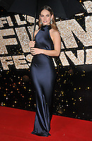 Lily James at the 60th BFI London Film Festival Awards 2016, Banqueting House, Whitehall, London, England, UK, on Saturday 15 October 2016.<br /> CAP/CAN<br /> &copy;CAN/Capital Pictures /MediaPunch ***NORTH AND SOUTH AMERICAS ONLY***