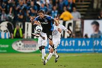 SANTA CLARA, CA--San Jose Earthquakes lose to DC United 2-0 at Buck Shaw Stadium in Santa Clara, CA.