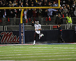Ole Miss vs. \am2\ celebrates his touchdown run at Vaught-Hemingway Stadium in Oxford, Miss. on Saturday, October 6, 2012. Texas A&amp;M rallied from a 27-17 4th quarter deficit to win 30-27.