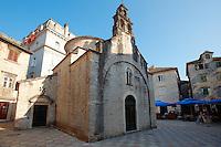 Orthadox church of St. Lawrence - Sveti Luca - Trg bratstva i jedinstva - Kotor Montenegro