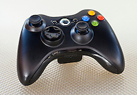 Xbox 360 Wireless Game Controller - Apr 2012.