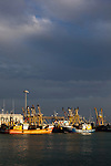 Fishing trawlers in Kilmore Quay, Wexford, Ireland