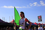 Bardiani CSF at theTeam Presentation in Alghero, Sardinia for the 100th edition of the Giro d'Italia 2017, Sardinia, Italy. 4th May 2017.<br /> Picture: Eoin Clarke | Cyclefile<br /> <br /> <br /> All photos usage must carry mandatory copyright credit (&copy; Cyclefile | Eoin Clarke)