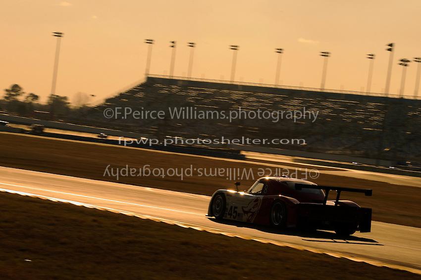 #45 Flying Lizard Porsche/Riley