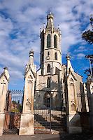 Saint Jacobs Chirch ( Szent Jakab Templom)- Sopron, Hungary
