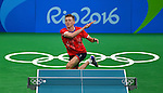 07/08/2016 - Table tennis - Riocentro Pavillion 3 - Rio de Janeiro - Brazil