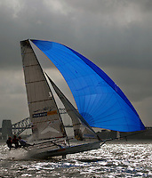 18 Skiff World Championship