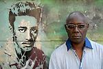 Boubacar Boris Diop, Senegalese writer.