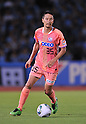 Koji Nakajima (Sanfrecce), July 27, 2011 - Football / Soccer  : 2011 J.LEAGUE Yamazaki Nabisco Cup, 1st Round 2nd Leg match between Kawasaki Frontale 3-1 Sanfrecce Hiroshima at Kawasaki Todoroki Stadium, Kanagawa, Japan. (Photo by Atsushi Tomura /AFLO SPORT) [1035]