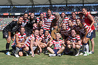 USWNT vs Australia, September 16, 2012