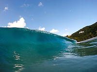 Turquoise wave<br />