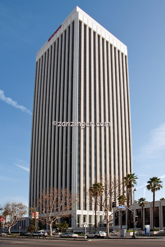 5900 Wilshire, Tall skyscraper in Los Angeles, California