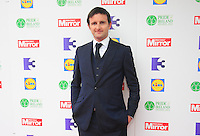 03/06/2014  <br />  Eamon Rohan<br /> during the Pride of Ireland awards at the Mansion House, Dublin.<br /> Photo: Gareth Chaney Collins