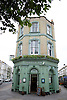 The Finborough Theatre, London, Great Britain facing closure <br /> 25th August 2015 <br /> <br /> Reports suggest that the theatre may be facing closure in the near future following planning applications for flats above the venue. <br /> <br /> <br /> Photograph by Elliott Franks <br /> Image licensed to Elliott Franks Photography Services