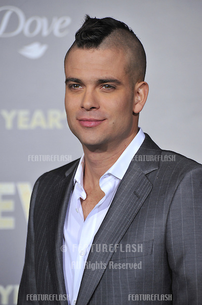 "Mark Salling at the world premiere of ""New Year's Eve"" at Grauman's Chinese Theatre, Hollywood..December 5, 2011  Los Angeles, CA.Picture: Paul Smith / Featureflash"