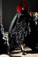 OCT 03 COMME DES GARCONS  at Paris Fashion Week
