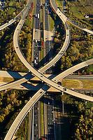 Charlotte Bridges - Interstate 77 & Interstate 485