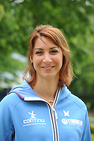 SCHAATSEN: ERMELO: 21-05-2014 Team Continu Perspresentatie, Margot Boer, ©foto Martin de Jong