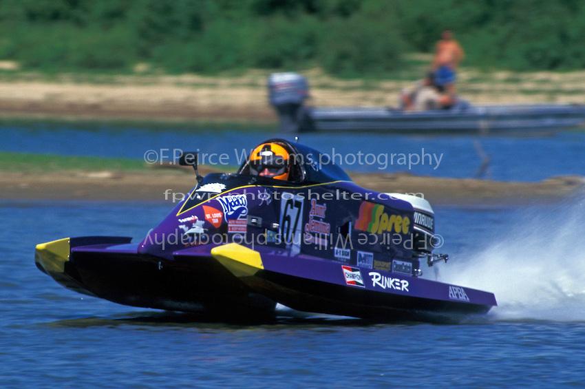 Tony Piel (#67) St. Louis, MO 1998 (SST-45)
