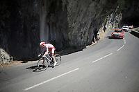 Thomas De Gendt (BEL/Lotto-Soudal)<br /> <br /> stage 13 (ITT): Bourg-Saint-Andeol - Le Caverne de Pont (37.5km)<br /> 103rd Tour de France 2016
