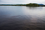 The Great Range from Lower Saranac Lake