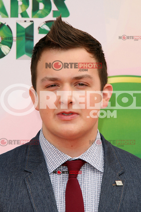 Noah Munck at Nickelodeon's 25th Annual Kids' Choice Awards at The Galen Center on March 31, 2012 in Los Angeles, California. &copy; mpi26/MediaPunch Inc. /NortePhoto<br />