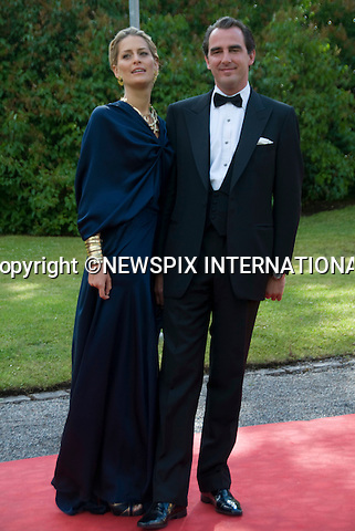 "PRINCE NIKOLAOS OF GREECE AND FIANCEE TATIANA BLATNIK.PRINCESS VICTORIA_PRE-WEDDING DINNER.hosted by the Swedish Government, Eric Ericsonhallen, Stockholm_18/062010.Mandatory Credit Photo: ©DIAS-NEWSPIX INTERNATIONAL..**ALL FEES PAYABLE TO: ""NEWSPIX INTERNATIONAL""**..IMMEDIATE CONFIRMATION OF USAGE REQUIRED:.Newspix International, 31 Chinnery Hill, Bishop's Stortford, ENGLAND CM23 3PS.Tel:+441279 324672  ; Fax: +441279656877.Mobile:  07775681153.e-mail: info@newspixinternational.co.uk"