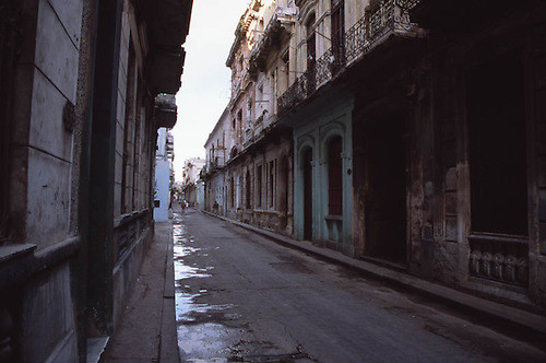 After the Rain, Old Havana, Cuba by Paul Cooklin