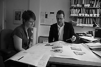Brocklehurst Architects, Office Life &amp; Portraits