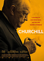 Churchill (2017)  <br /> POSTER ART<br /> *Filmstill - Editorial Use Only*<br /> CAP/KFS<br /> Image supplied by Capital Pictures