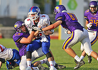 Football vs. Marmion Academy 9-5-15