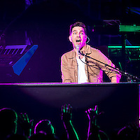 LAS VEGAS, NV - October 29, 2016: ***HOUSE COVERAGE*** Andy Grammer performs at The Chlesea at The Cosmopolitan of Las Vegas in Las Vegas, NV on October 29, 2016. Credit: Erik Kabik Photography/ MediaPunch