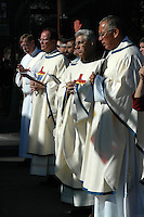 AJ Alexander - Padres (Catholic Priests) in Phoenix for a service for the Guadalupe Mass <br />