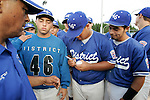 Western  Region Big League Baseball Tournament, Southern California vs. Oregon at Blue Jacket Stadium, Silverdale, Washington on July 17, 2012.    &copy;2012. Jim Bryant Photo. All RIghts Reserved.
