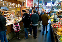 Granville Island. En route to the 2010 Winter Olympics, Vancouver, British Colombia, Canada.